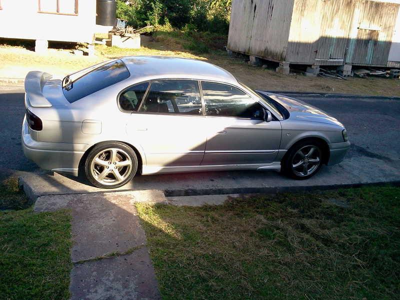 Subaru Legacy B4 Twin Turbo Cars Antigua And Barbuda Cyphoma