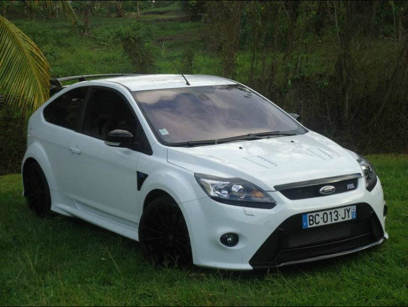 ford focus rs mk2 annonce voitures les trois lets martinique. Black Bedroom Furniture Sets. Home Design Ideas