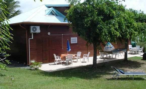 Maison en bois annonce ventes maison le moule guadeloupe - Maison en bois guadeloupe ...