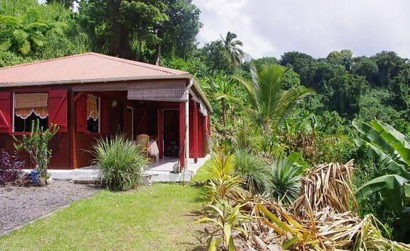 Maison en bois annonce ventes maison trois rivi res guadeloupe - Maison en bois guadeloupe ...