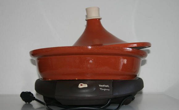 tefal electric tagine classified ad household electrics saint martin. Black Bedroom Furniture Sets. Home Design Ideas