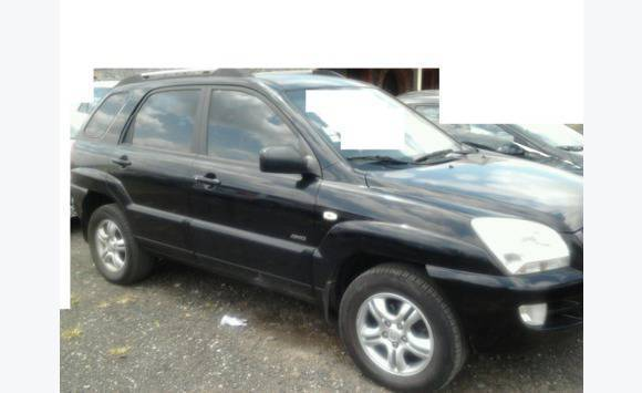 kia sportage 2007 annonce voitures fort de france martinique cyphoma. Black Bedroom Furniture Sets. Home Design Ideas
