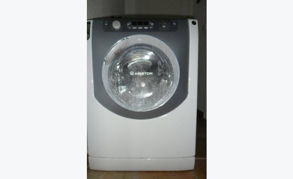 washing machine ariston hotpoint aqualitis 9kg. Black Bedroom Furniture Sets. Home Design Ideas