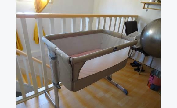berceau next 2 me chicco annonce pu riculture. Black Bedroom Furniture Sets. Home Design Ideas
