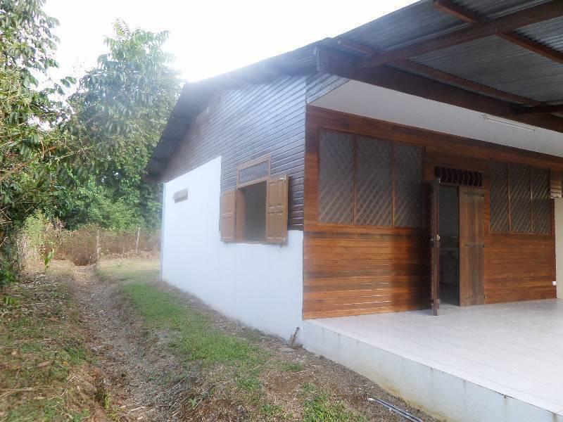 Maison t2 annonce locations maison macouria guyane for Annonce location maison