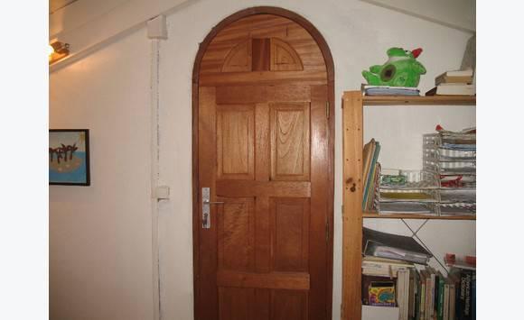 Solid Wood Door Diy Gardening Saint Martin Cyphoma
