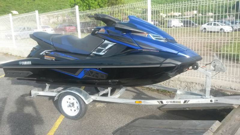 Yamaha fx svho 2014 20h engine only classified ad for Yamaha water scooter