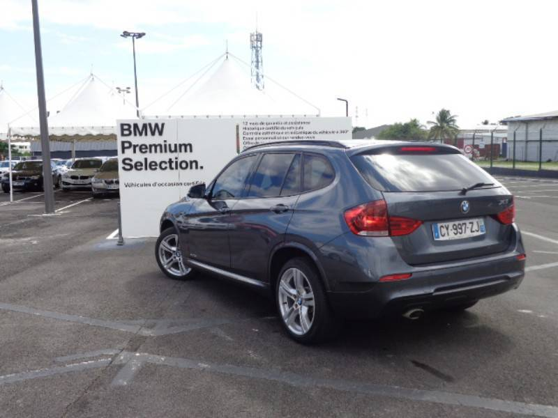 bmw x1 sdrive18da 143ch m sport annonce voitures baie mahault guadeloupe cyphoma. Black Bedroom Furniture Sets. Home Design Ideas