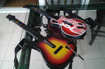 Guitare hero ps3