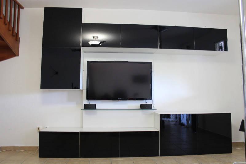 Meuble tv modulable d coration de maison - Meuble modulable ikea ...