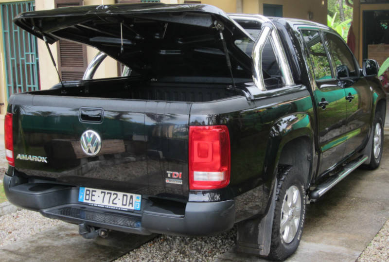 pick up vw amarok annonce voitures guyane. Black Bedroom Furniture Sets. Home Design Ideas