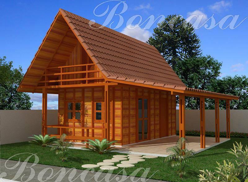 maisons bois en kit en 30 jours  Annonce  Offre Services Guyane