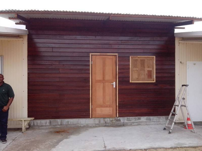 Vent de kit maison bois et alu annonce ventes guyane for Acheter maison guyane