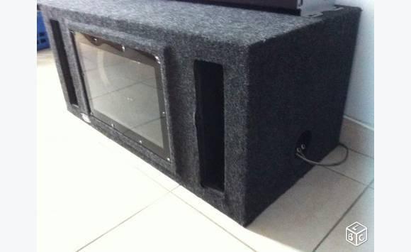 haut parleur amplificateur caisson de basse annonce pi ces quipements et accessoires. Black Bedroom Furniture Sets. Home Design Ideas