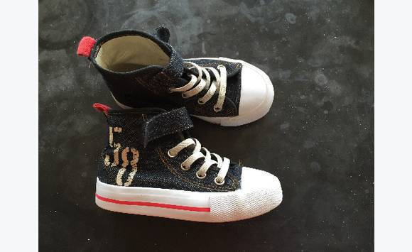 chaussure gar on 24 annonce habillement enfant et b b. Black Bedroom Furniture Sets. Home Design Ideas