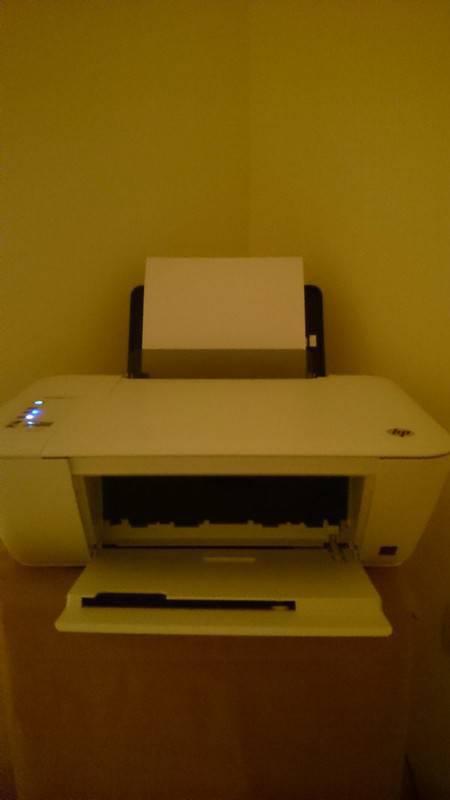 imprimante hp deskjet 2540 blanc annonce informatique les trois lets martinique. Black Bedroom Furniture Sets. Home Design Ideas