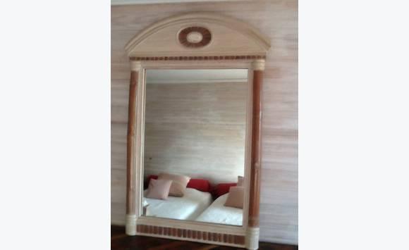 Miroir d coratif annonce meubles et d coration lorient for Miroir decoratif