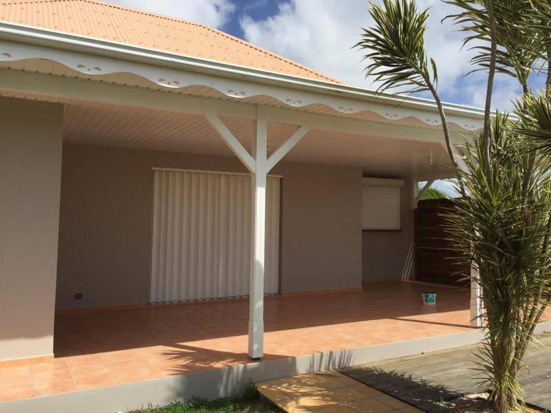 ... A Louer Villa Creole T4 Avec Piscine Le Vauclin Martinique ...