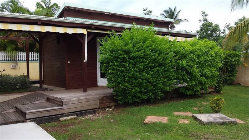Vente maison bungalow guadeloupe for Acheter une maison en guadeloupe