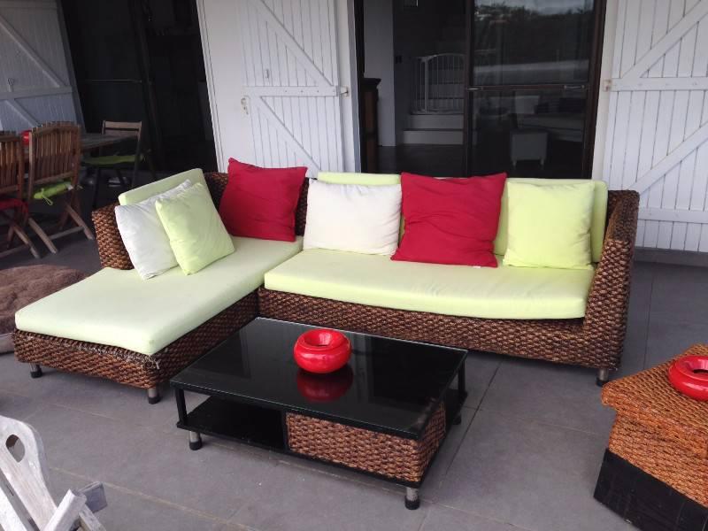 Salon de jardin annonce mobilier et quipement d - Mobilier jardin cdiscount saint denis ...