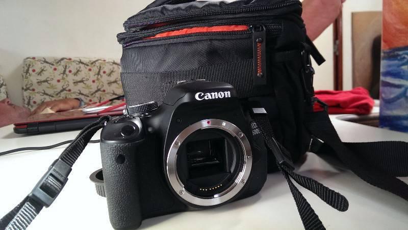 Camera body Canon 600d (t3i)