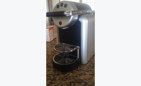 nespresso machine zenius