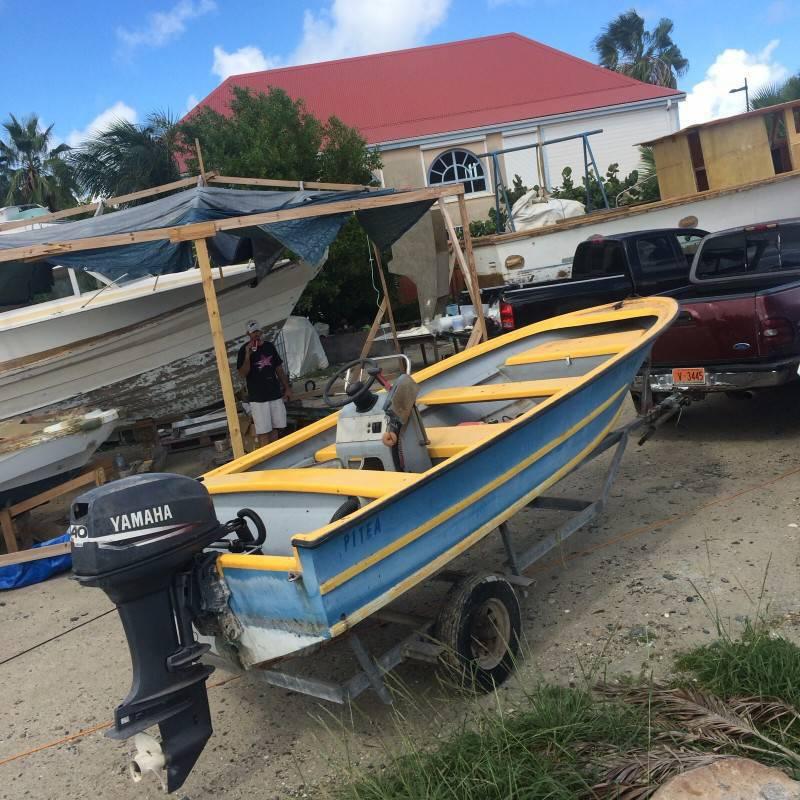 Sahati 5m yamaha 40cv annonce bateaux moteur saint for Martins yamaha ocala