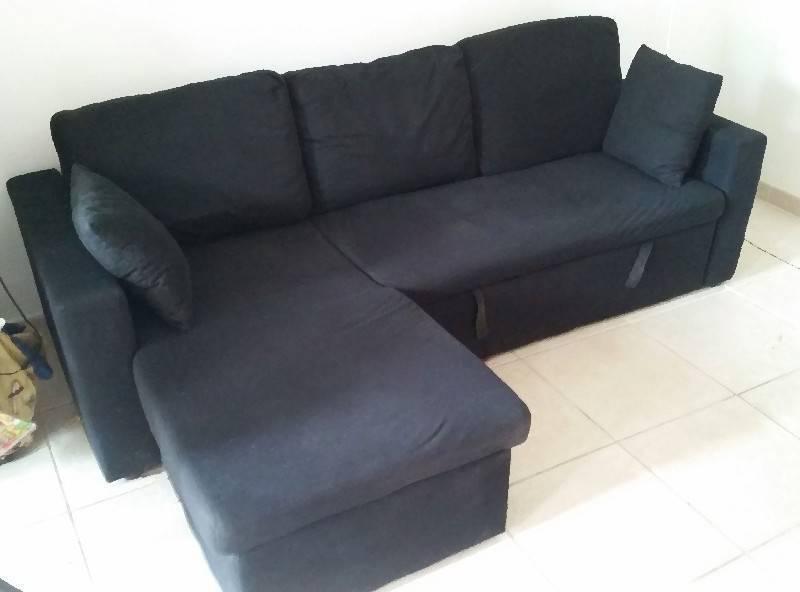 Canap lit 2 places avec rangement annonce meubles et - Lit 2 places avec rangements ...