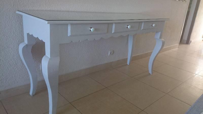 Grand meuble console bureau annonce meubles et for Bureau martin