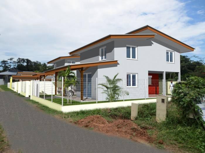 Villa individuelle t4 vefa remire montjoly annonce for Vente maison vefa