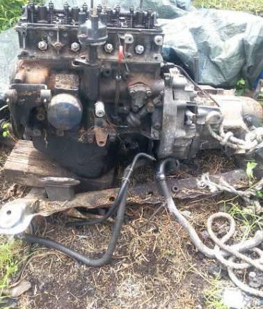 Moteur Super 5 Gt Turbo