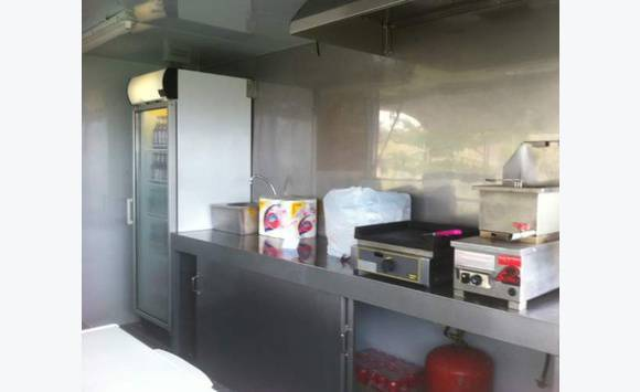 Snack roulotte annonce autres mat riel pro fonds saint for Materiel snack pro