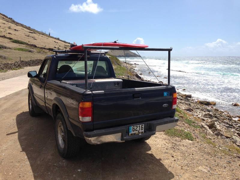 pick up ford ranger annonce voitures saint barth lemy. Black Bedroom Furniture Sets. Home Design Ideas