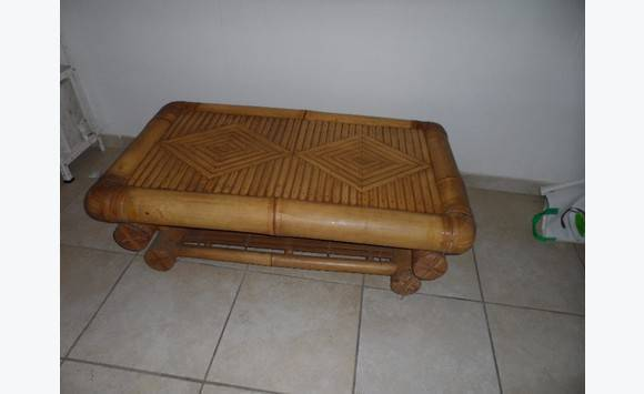 Coffee table classified ad furniture and decoration for Decoration table orientale