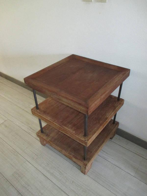 Meuble ancien teck fer forg saint martin for Annonce meuble ancien