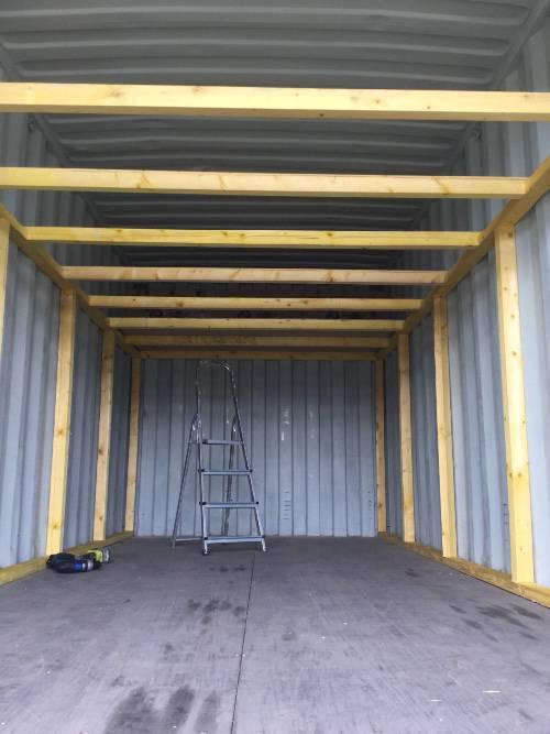 Mezzanine pour conteneur annonce divers saint barth lemy Acheter un container habitable