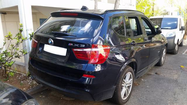 Bmw X3 F25 Sdrive18d 143ch Luxe