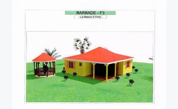 Maison eco bois f3 vous avez un annonce ventes maison for Maison en bois martinique prix