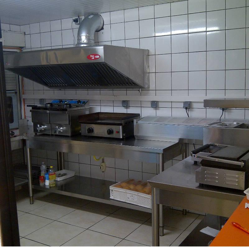 Mat riels professionnels snack restaurant fastfood for Restaurant materiel professionnel