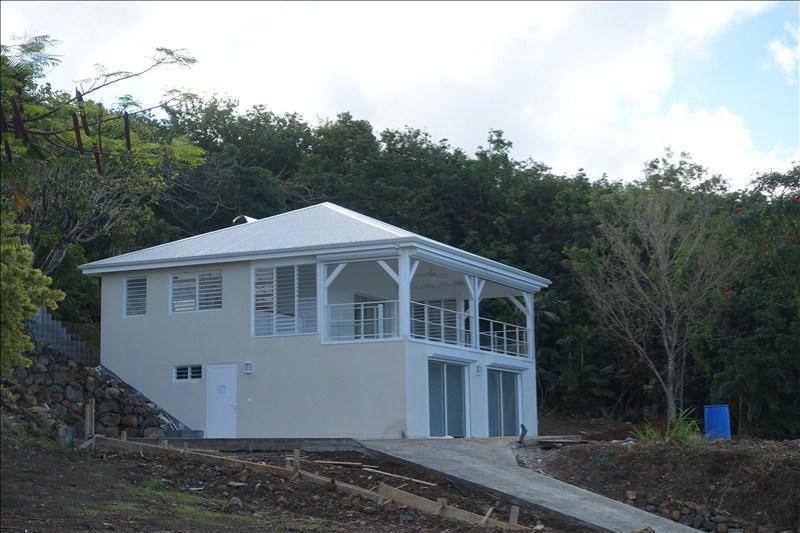 Maison Neuve  Annonce  Locations Maison Deshaies Guadeloupe