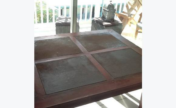 Table Or Wooden Indian Style Office   Furniture And ...