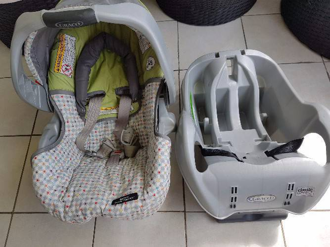 Si ge auto neuf excellent etat annonce pu riculture for Siege auto bebe neuf