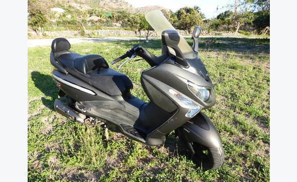 scooter 125 sym gts evo injection classified ad. Black Bedroom Furniture Sets. Home Design Ideas
