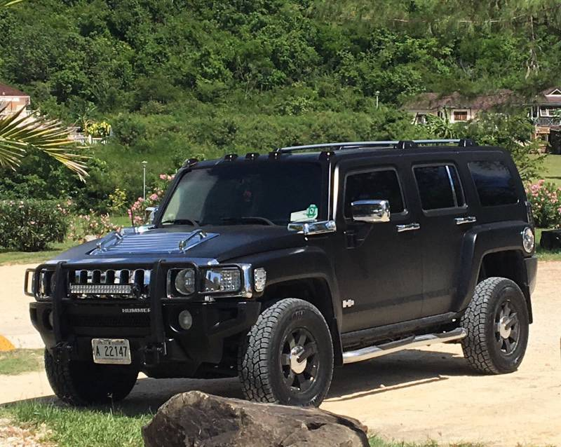 2007 Hummer H3 Classified Ad Cars Antigua And Barbuda