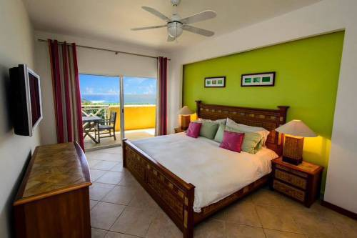 2 belles chambres coucher l aube immobilier plage annonce locations dawn beach sint maarten. Black Bedroom Furniture Sets. Home Design Ideas