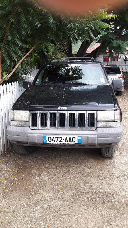 Jeep Grand Cherokee 1996 Saint Martin ...