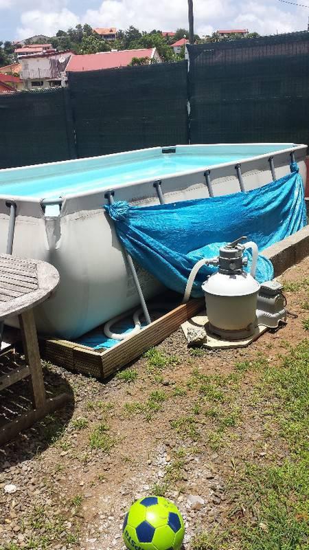 piscine hors sol annonce mobilier et quipement d 39 ext rieur saint joseph martinique cyphoma. Black Bedroom Furniture Sets. Home Design Ideas