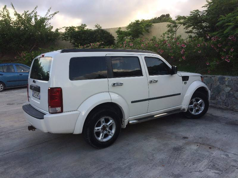 dodge nitro 2008 annonce voitures grand case saint martin. Black Bedroom Furniture Sets. Home Design Ideas