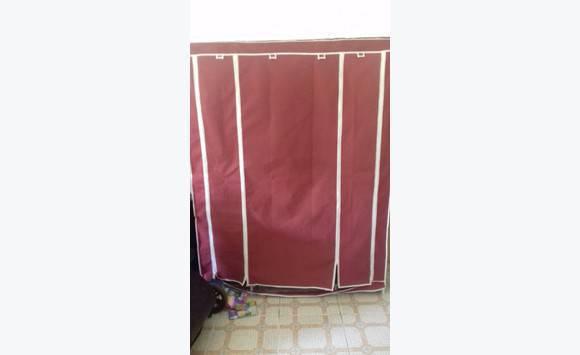 armoire en tissu annonce meubles et d coration la trinit martinique. Black Bedroom Furniture Sets. Home Design Ideas