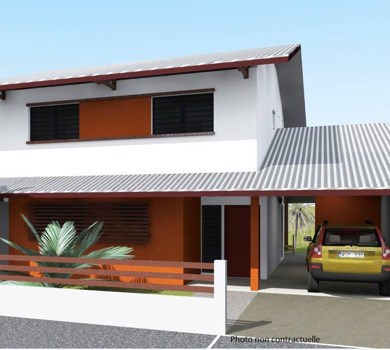 Maison neuf t4 en duplex individuelle 240 000 for Maison neuf